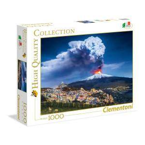 Clementoni Etna Pussel 1000 bitar 39453