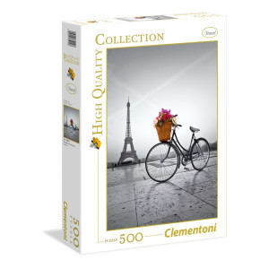 Clementoni Romantic Prom Pussel 500 bitar 35014