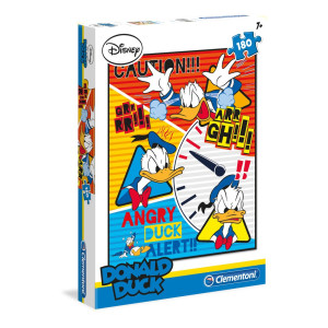 Clementoni Donald Duck Pussel 180 bitar 78288