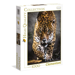 Clementoni Walk of the Jaguar Pussel 1000 bitar 39326