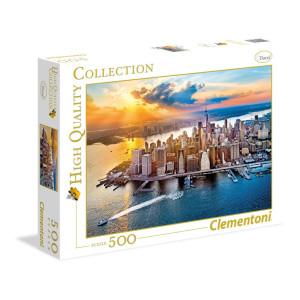 Clementoni New York Pussel 500 bitar 35038