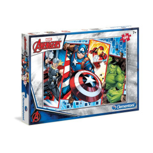 Clementoni Avengers Pussel 180 bitar 07343