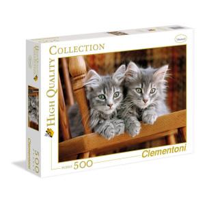 Clementoni Kittens Pussel 500 bitar 30545
