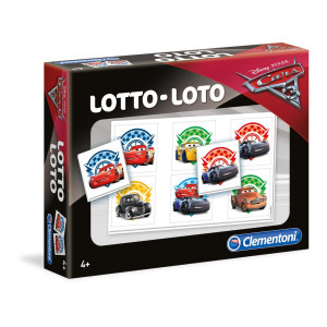 Clementoni Disney Cars Lotto