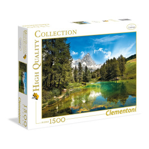 Clementoni Blue Lake Pussel 1500 bitar 31680
