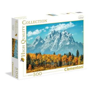 Clementoni Grand Teton In Fall Pussel 500 bitar 35034