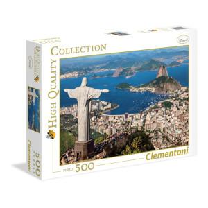Clementoni Rio De Janeiro Pussel 500 bitar 35032