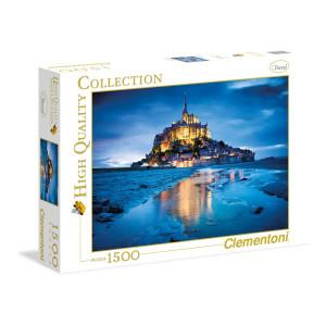 Clementoni Le Mont Saint Michel Pussel 1500 bitar 31994