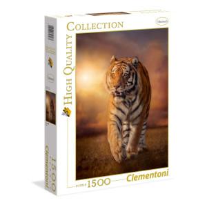 Clementoni Tiger Pussel 1500 bitar 31806