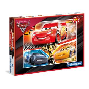 Clementoni Cars 3 Pussel 180 bitar 07341