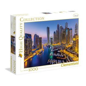 Clementoni Dubai Pussel 1000 bitar 39381
