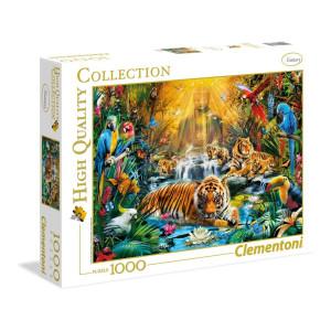 Clementoni Mystic Tigers Pussel 1000 bitar 39380