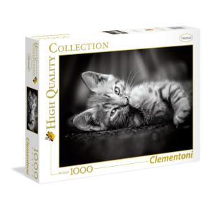 Clementoni Kitty Pussel 1000 bitar 39422