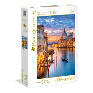 Clementoni Lighting Venice Pussel 500 bitar 35056