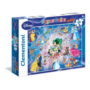 Clementoni Disney Family Maxi Pussel 60 bitar 26407