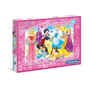 Clementoni Disney Princess Pussel 180 bitar 07344