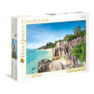 Clementoni Paradise Beach Pussel 1000 bitar 39413