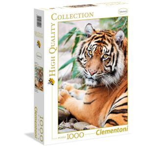 Clementoni Sumatran Tiger Pussel 1000 bitar 39295