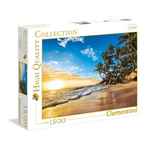 Clementoni Tropical Sunrise Pussel 1500 bitar 31681