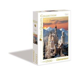 Clementoni Neuschwanstein Pussel 1500 bitar 31925