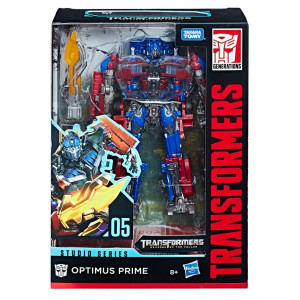 Transformers Studio Series Voyager Class Optimus Prime