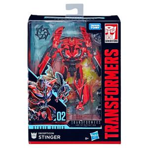 Transformers Studio Series Deluxe Class Stinger