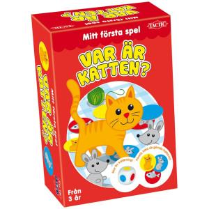 Mitt första spel Var är Katten?