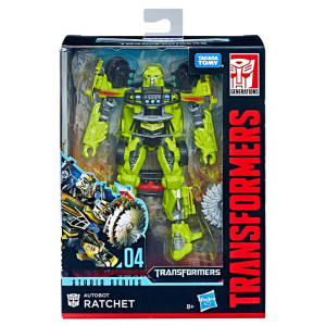 Transformers Studio Series Deluxe Class Ratchet