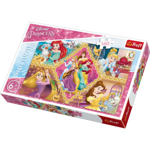 Disney Princess Pussel 160 bitar 15358