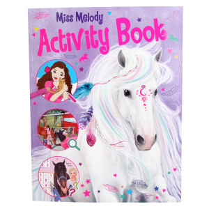 Miss Melody Activity Book Pysselbok