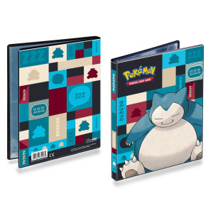 Pokemon Portfolio 4-pocket Snorlax