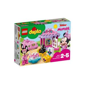 LEGO® DUPLO® Mimmis födelsedagskalas 10873