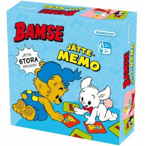 Bamse Jätte-Memo