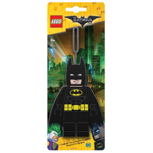 LEGO® Batman Bagagebricka i silicon