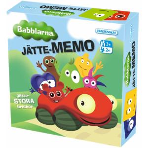Babblarna Jätte-Memo