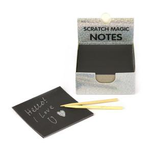 Scratch Notes Glitter
