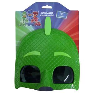 Pyjamashjältarna Solglasögon Mask Gecko