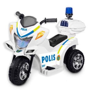 Polismotorcykel Eldriven