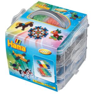 Hama Sorteringsbox med 6000 pärlor