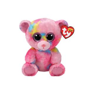 TY Beanie Boos Franky Rosa multifärgad Björn