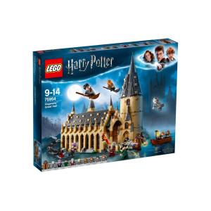 LEGO® Harry Potter™ Stora salen på Hogwarts™ 75954