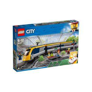 LEGO® City Passagerartåg 60197