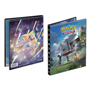 Pokemon pärm 4-pocket Sun & Moon 7 85538
