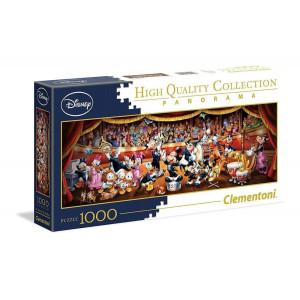 Clementoni Panorama Disney Orchestra Pussel 1000 bitar 39445