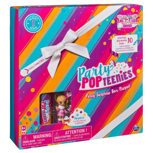Party Popteenies Party Surprise Box Playset Hayden