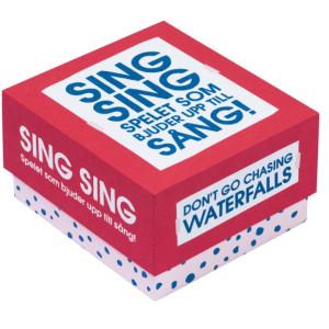 Sing Sing Spelet som bjuder upp till sång