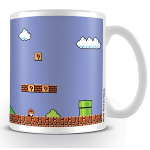 Mugg Super Mario Games