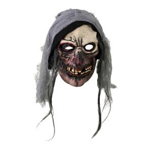 Mask Skalle med huva