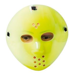 Mask Hockey Självlysande