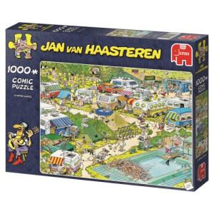 Jan Van Haasteren Camping Chaos 1000 bitar 81453FF